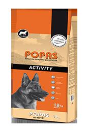 Pienso para perros popas activity coalsa - Pienso para perros de caza ...